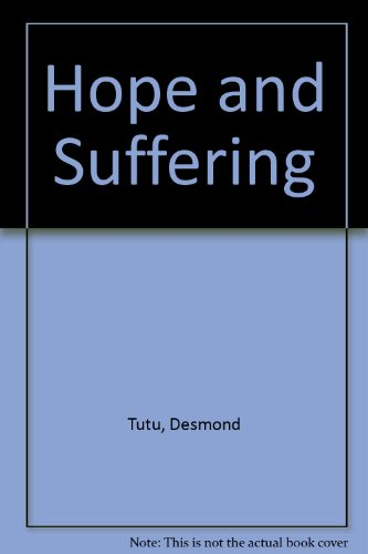 9788802800851: Hope and Suffering