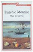 9788804013396: Ossi DI Seppia (Mondadori-poesia)