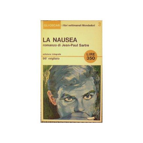 9788804057376: La nausea