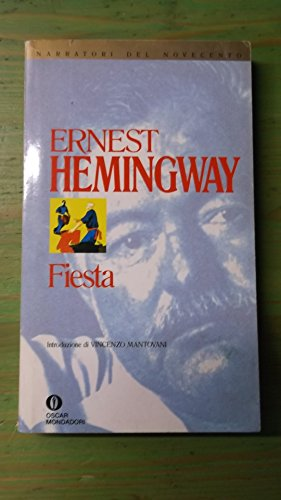 9788804060222: Fiesta (Oscar narrativa)