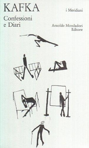 Confessioni e diari (8804095520) by Franz Kafka
