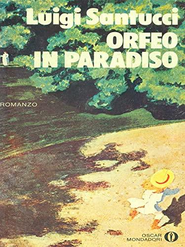 9788804095644: Orfeo in paradiso