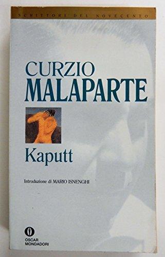 9788804172956: Kaputt (Oscar narrativa)