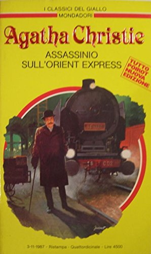 9788804176145: Assassinio sull'Orient Express (Oscar gialli)