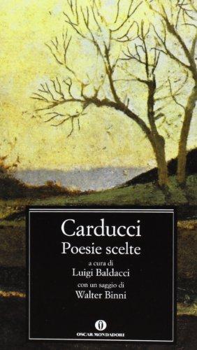 9788804244646: Poesie scelte