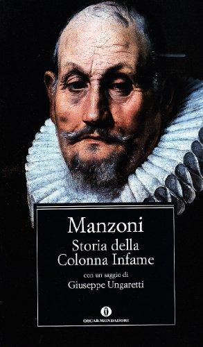 9788804247555: Storia Della Colonna Infame (Fiction, Poetry & Drama) (Italian Edition)