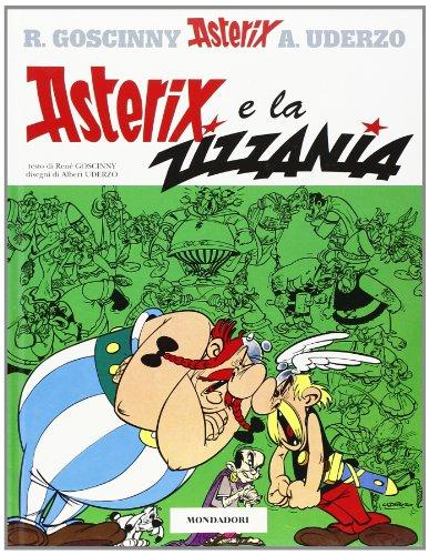 9788804250579: Asterix e la zizzania