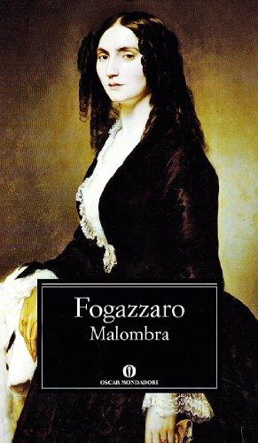 9788804252597: Malombra (Oscar classici)