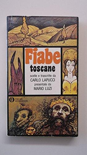 9788804255611: Fiabe toscane