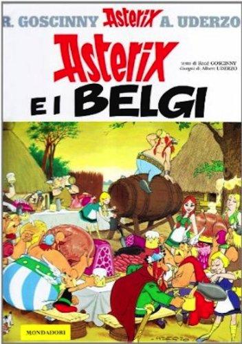 9788804262558: Asterix e i belgi (Italian Edition)