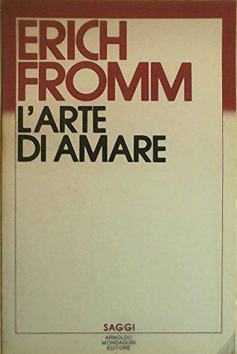 l arte di amare erich fromm  L'arte di amare da Erich Fromm: Mondadori 9788804290698 - medimops