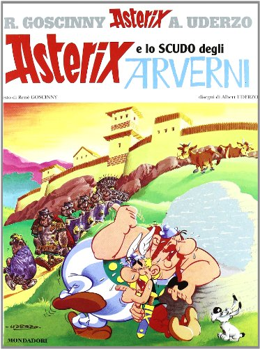 9788804300724: Asterix e lo scudo degli arverni