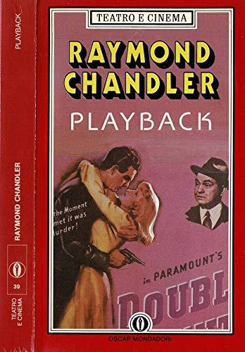 9788804307990: Playback (Oscar teatro e cinema)