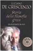 9788804314905: Storia della filosofia greca. Da Socrate in poi (Oscar bestsellers)