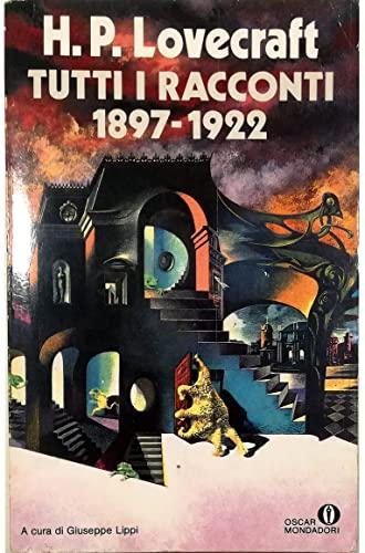 9788804320944: Tutti I Racconti 1897 - 1922