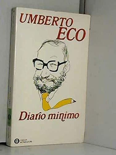 Diario Minimo (Italian Edition) (8804321695) by Eco, Umberto