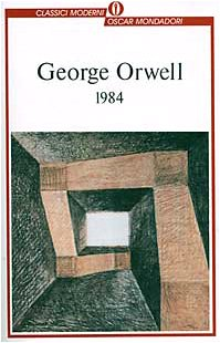 1984 (In Italian) (8804325739) by George Orwell