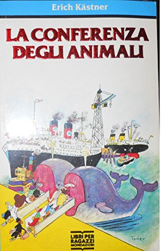 La conferenza degli animali (Junior -10): Erich Kästner