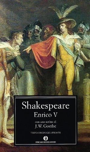 Enrico V.: Shakespeare,William.