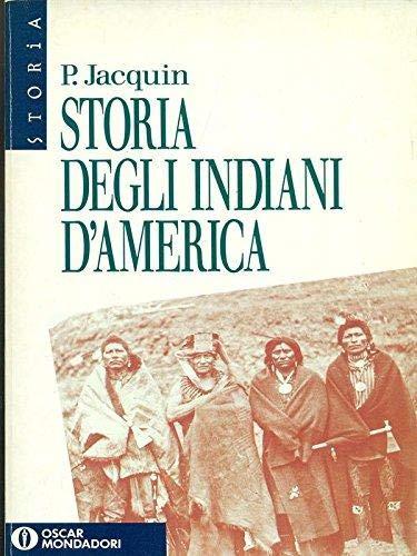 9788804355151: Storia degli indiani d'America