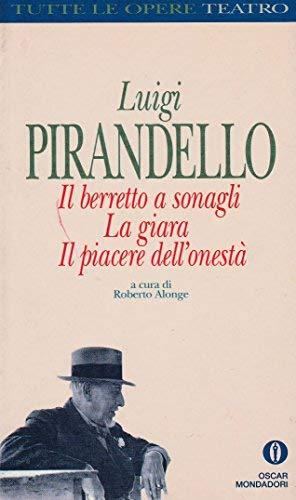 9788804358541: Il Berretto a Sonagli (Italian Edition)