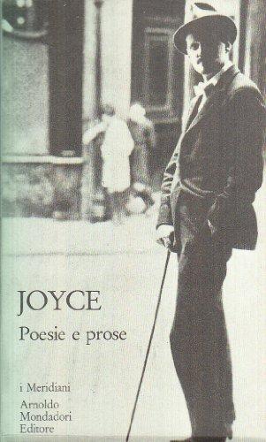 Poesie e prose: James Joyce
