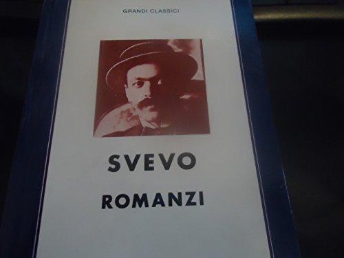 Romanzi /: Svevo, Italo.