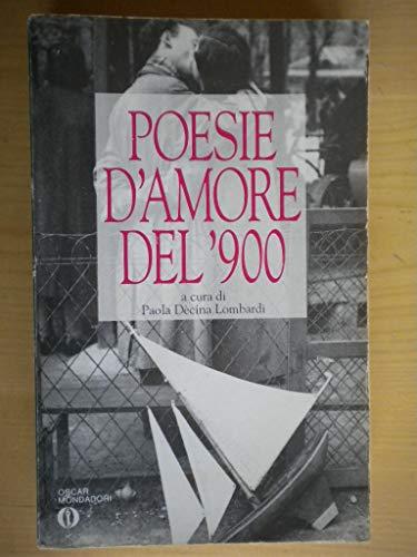 Poesie D Amore Del 900