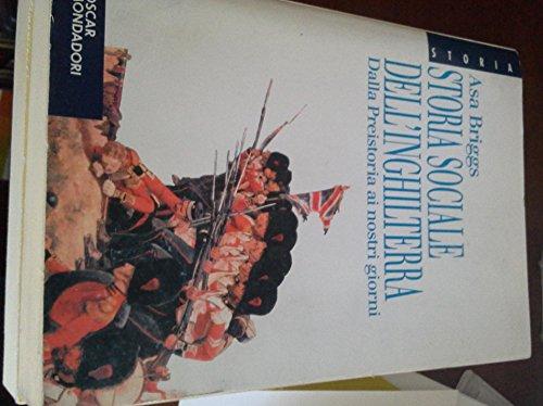 9788804368229: Storia sociale dell'Inghilterra. Dalla preistoria ai nostri giorni