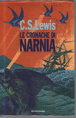 Le cronache di Narnia Vol. 2 (Il principe Caspian - Il viaggio del veliero) (8804369655) by C. S Lewis