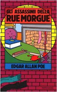 9788804372080: Gli assassini della Rue Morgue (Classici del mistero. Junior)