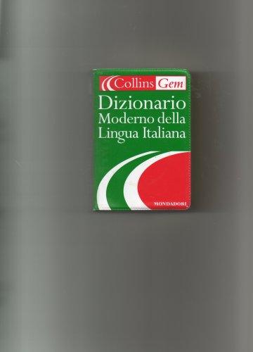 GEM Dizionario moderno della lingua italiana (Dizionari