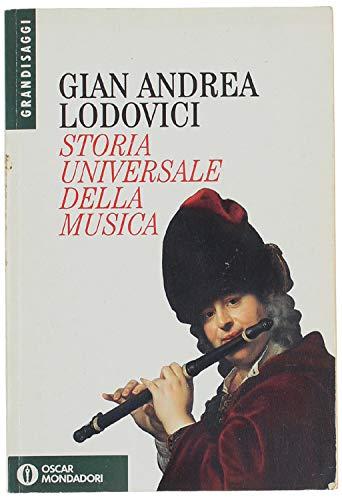 9788804375494: Storia universale della musica (Oscar saggi) (Italian Edition)