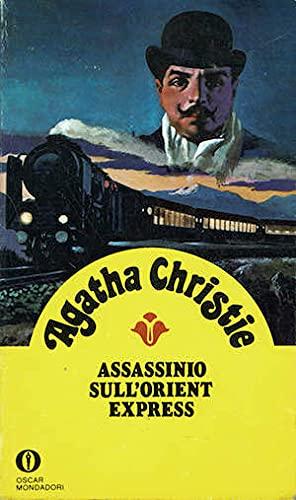 9788804376439: Assassinio Sull'Orient-Express
