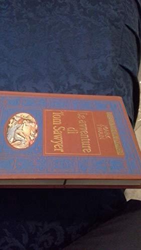 9788804385424: Le avventure di Tom Sawyer (Biblioteca d'oro)