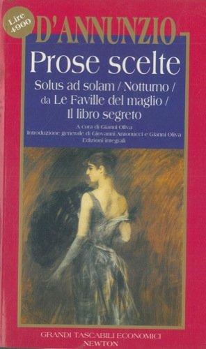 9788804392941: Il libro segreto (Oscar tutte le opere di G. D'Annunzio)