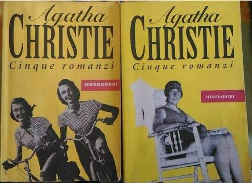 Cinque romanzi: Poirot a Styles Court-Avversario segreto-Aiuto,