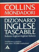 Collins Mondadori Dizionario Inglese Tascabile (9788804397762) by Collins