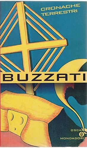 Cronache Terrestri: Dino Buzzati (author), Domenico Porzio (editor)