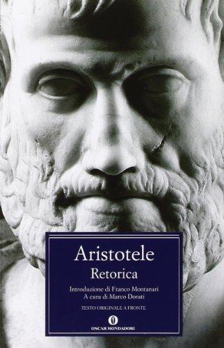 9788804407492: Retorica. Testo greco a fronte