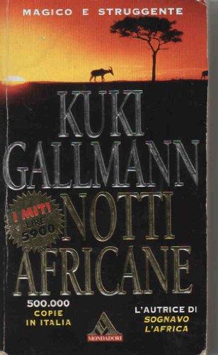 9788804413172: Notti africane