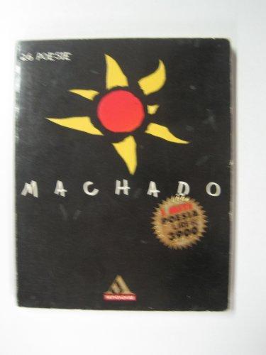 26 POESIE: MACHADO ANTONIO CIPRIANO