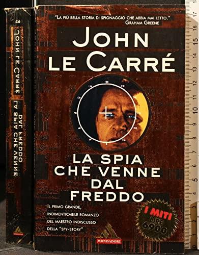 La spia che venne dal freddo: John Le CarrÃ
