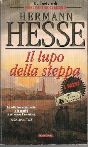 9788804419099: Il Lupo Della Steppa