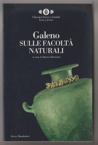 9788804419198: Sulle facoltà naturali (Classici greci e latini)