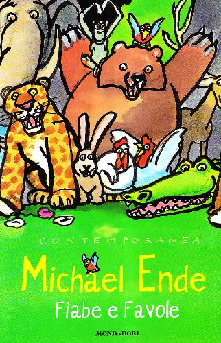 Fiabe e favole (Contemporanea): Michael Ende