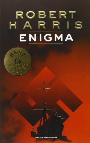 9788804434887: Enigma (Italian Edition)