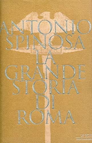 9788804437734: La grande storia di Roma (Le scie) (Italian Edition)