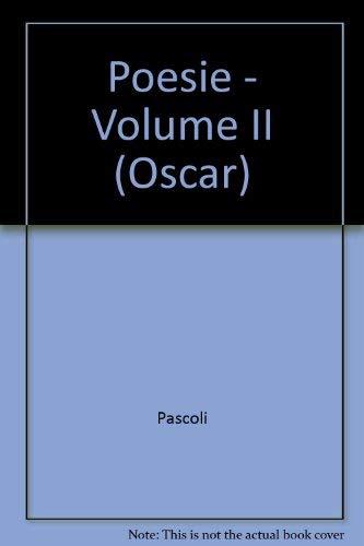 Poesie: Giovanni Pascoli