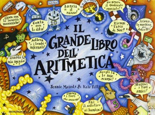 9788804444688: Il grande libro dell'aritmetica (I libri attivi)